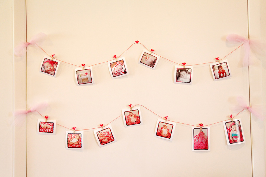 Red And Pink Sweetheart Themed First Birthday Party The Celebration Society