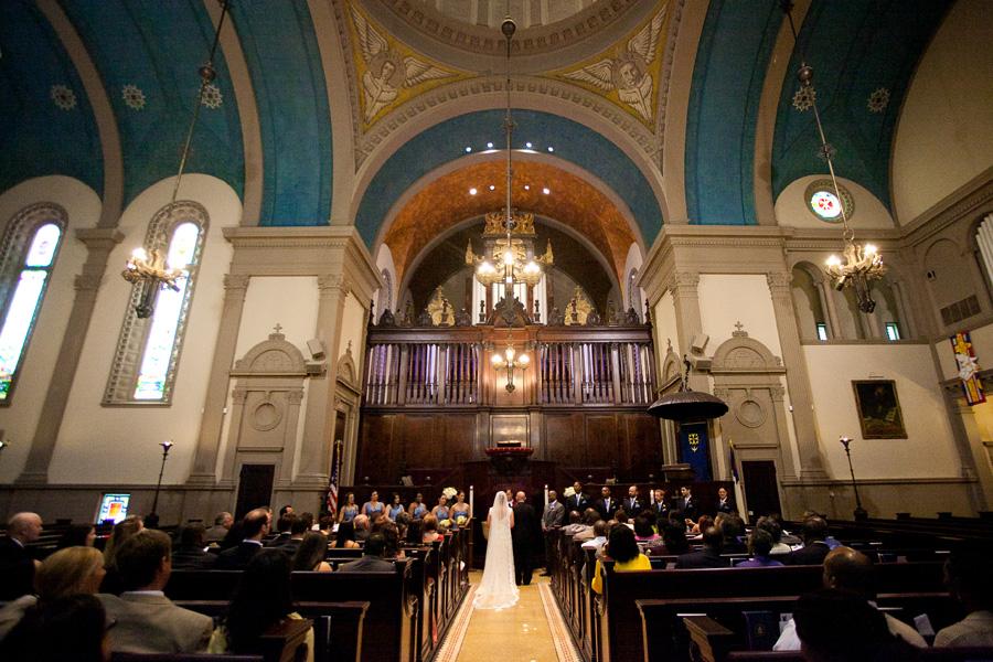 Memorial presbyterian church st augustine wedding venues