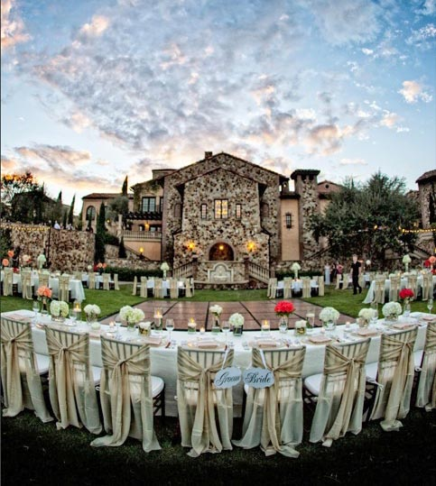 Occasions Online Virtual Venue Tour Bella Collina