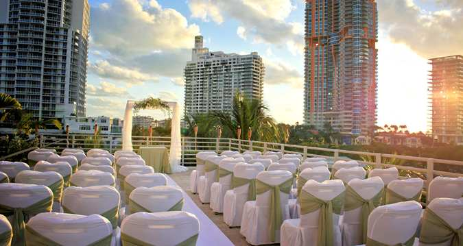 Top 5 rooftop wedding venues in florida the celebration society junglespirit Image collections