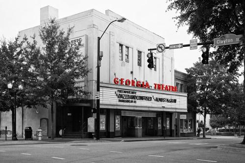 Top 5 Rooftop Wedding Venues In Georgia Theatre 003