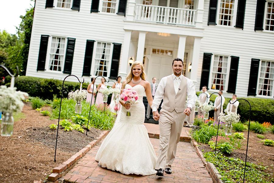 McDonough Georgia Wedding At Hazlehurst House By Jacquie Rives Photography