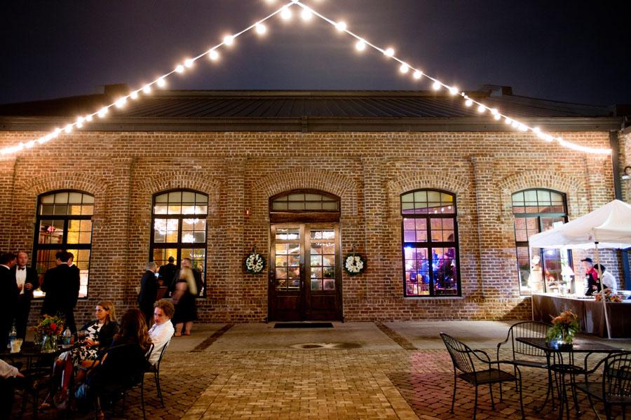 Savannah Wedding At Charles H Morris Center By Chia And
