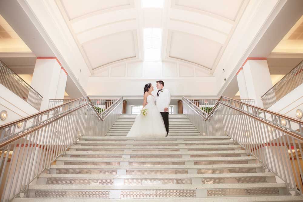 The Conference Center Main Library Wedding Venue Jax Fl