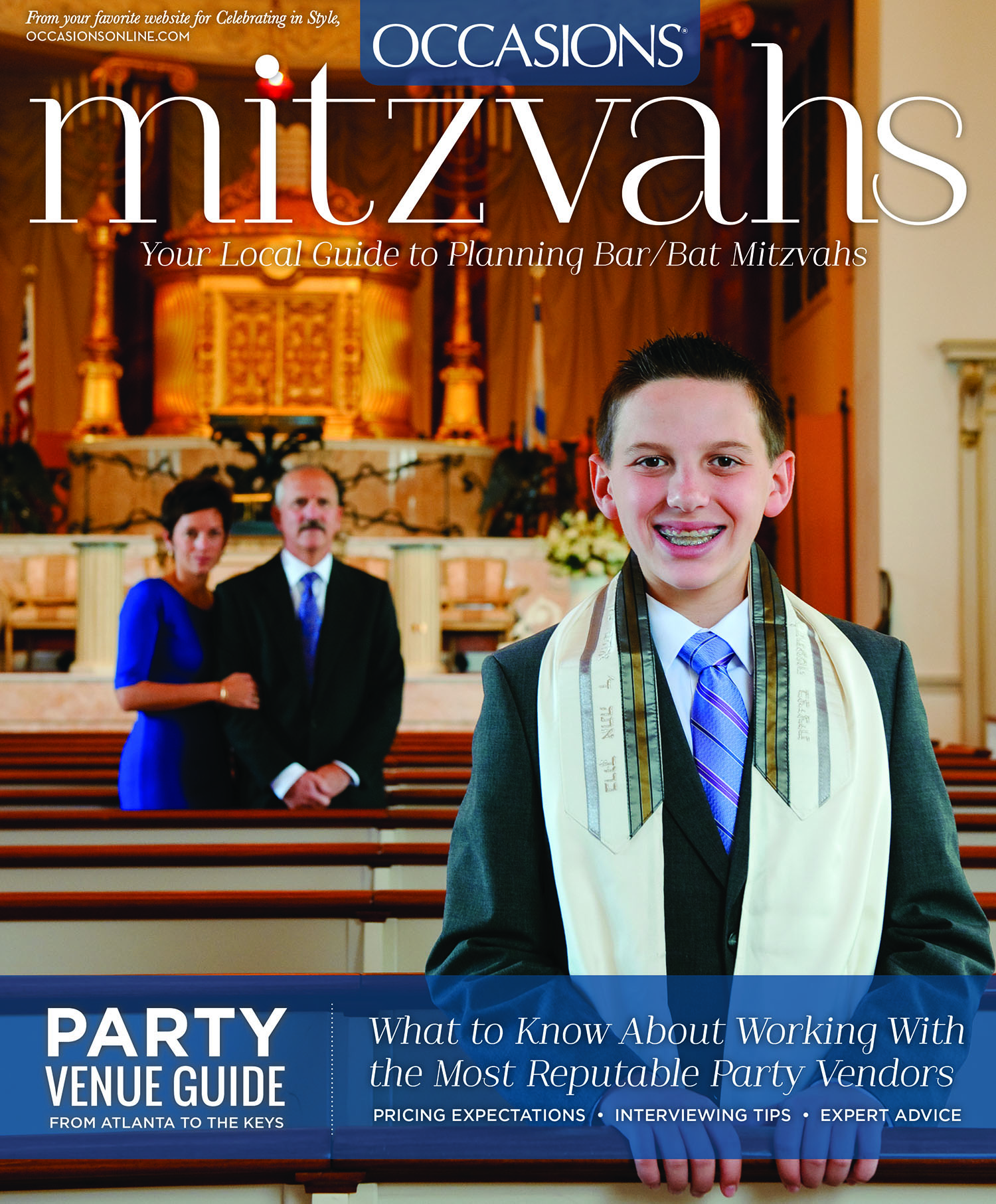 712241658475 The First Annual Occasions: Bar/Bat Mitzvah Guide is Now On Sale ...