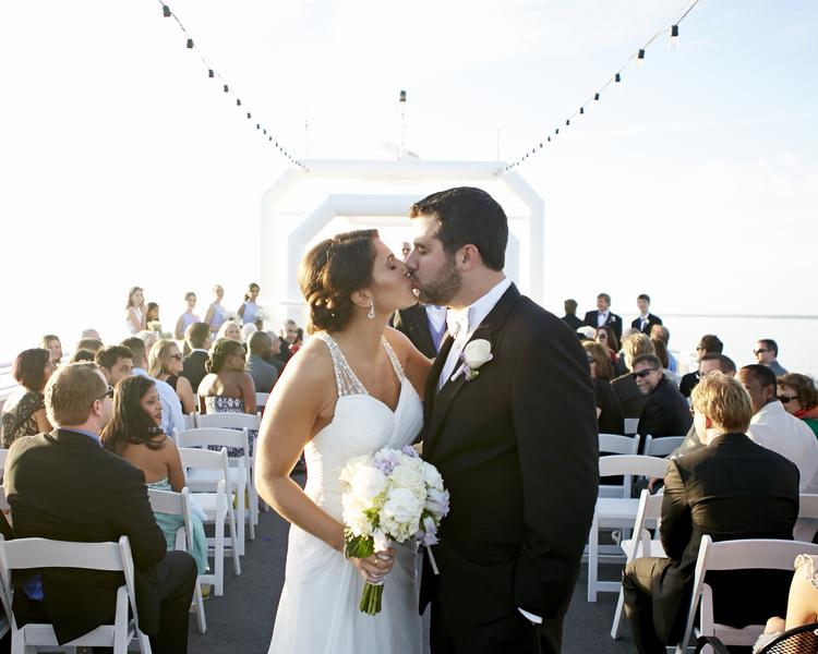 Destin Florida Wedding On Solaris Yacht By Jd3