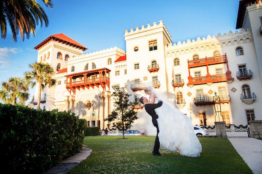 St Augustine Florida Wedding At Casa Monica Hotel By J Adore Studios The Celebration Society