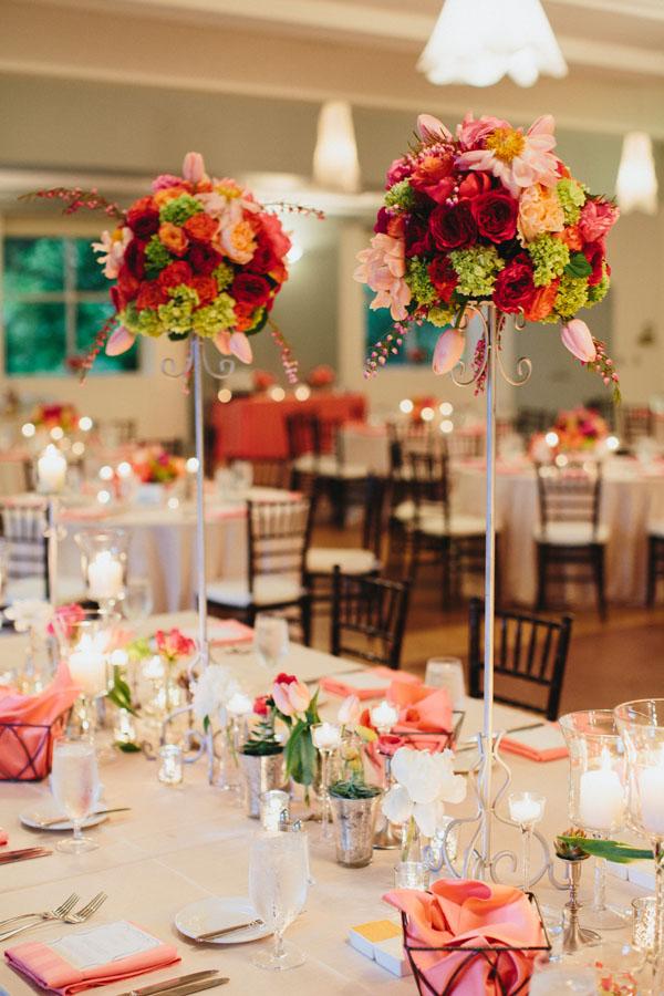 Evening Wedding At Atlanta Botanical Garden Occasions
