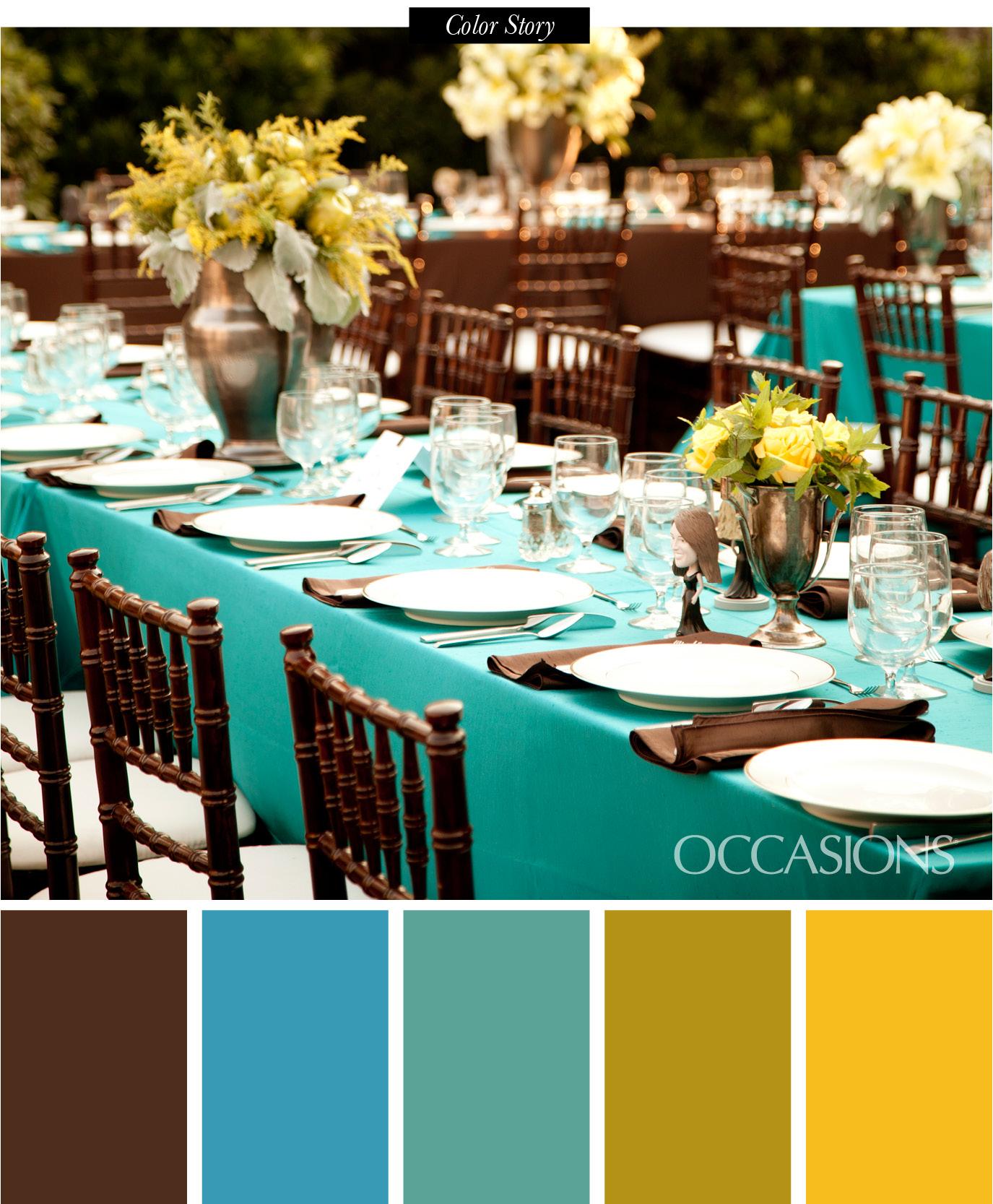 Inspirational blue green wedding decorations wedding turquoise wedding theme colors choice image wedding decoration ideas junglespirit Gallery