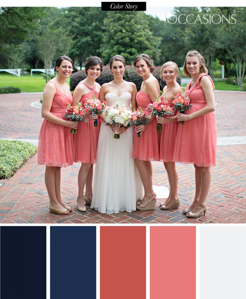 House of Brides Colors Bridal