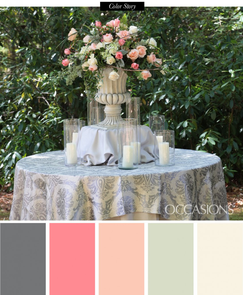 Fall Wedding At Athens State Botanical Garden Occasions Someday Pink Floral Embroidery Top