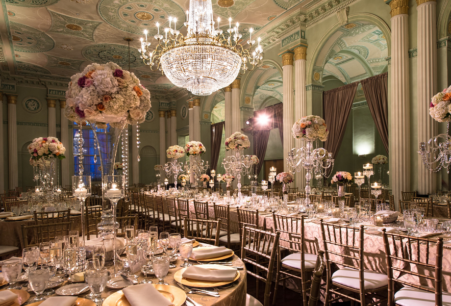 Classic Wedding At Atlanta S Biltmore Ballrooms Occasions