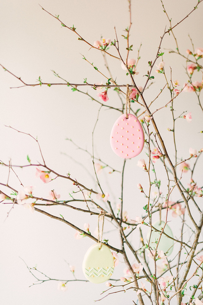 How to create an edible easter egg tree How to make an easter egg tree