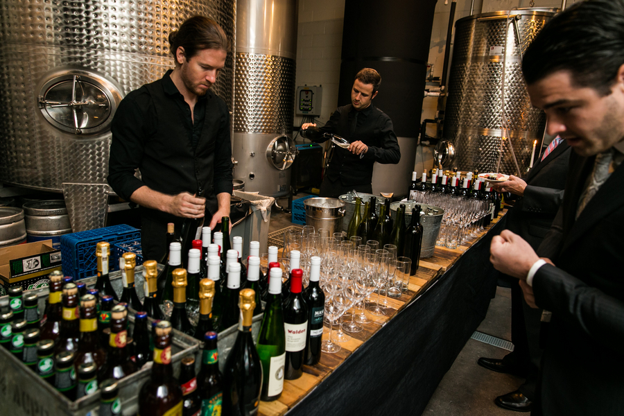 6 Ways To Elevate The Bar Experience At Your Wedding Reception The