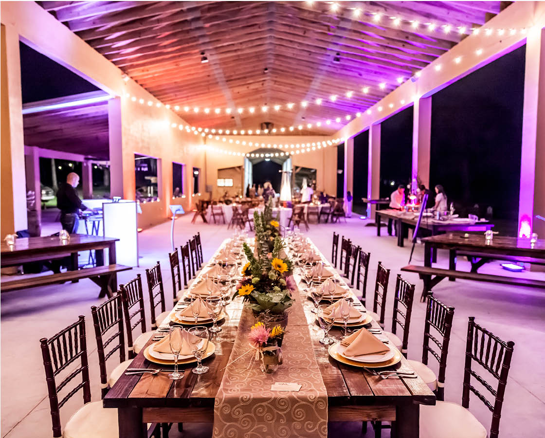 Lakeside Ranch Wedding Venues In Inverness Florida