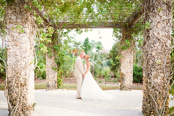 Hunter ryan photo wedding photographers in fort myers fl for Florida botanical gardens wedding