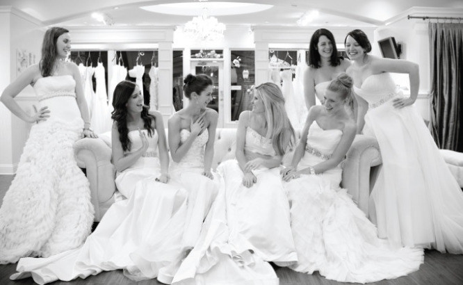 wedding dress shops near atlanta ga