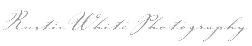 Rustic White Logo