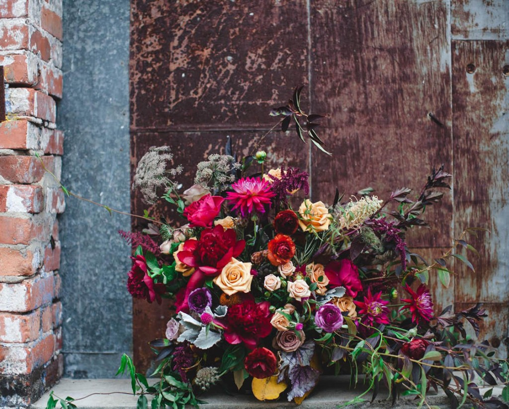 Welcome To The Gertie Mae's Floral Studio