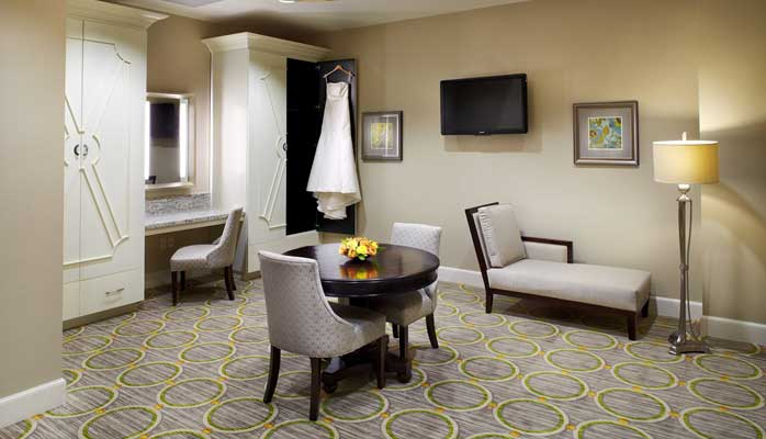 Hilton Garden Inn Atlanta Perimeter Center Wedding Venue