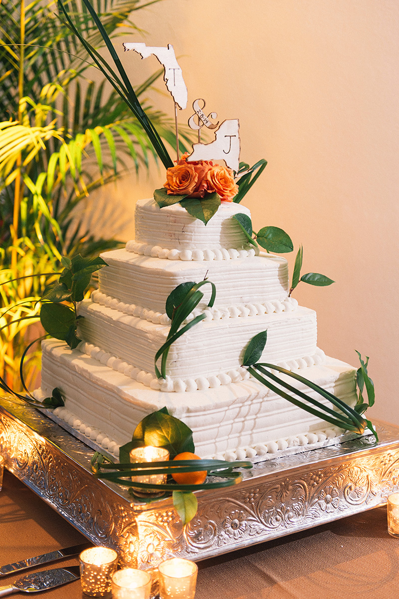 Wedding at Tampa Garden Club | The Celebration Society