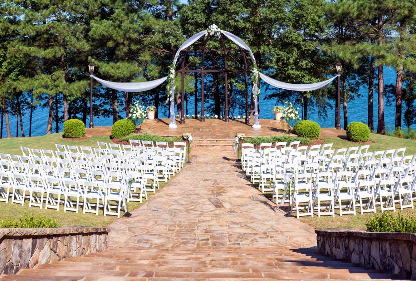 Lanier islands wedding venues in buford ga for Wedding venues in buford ga