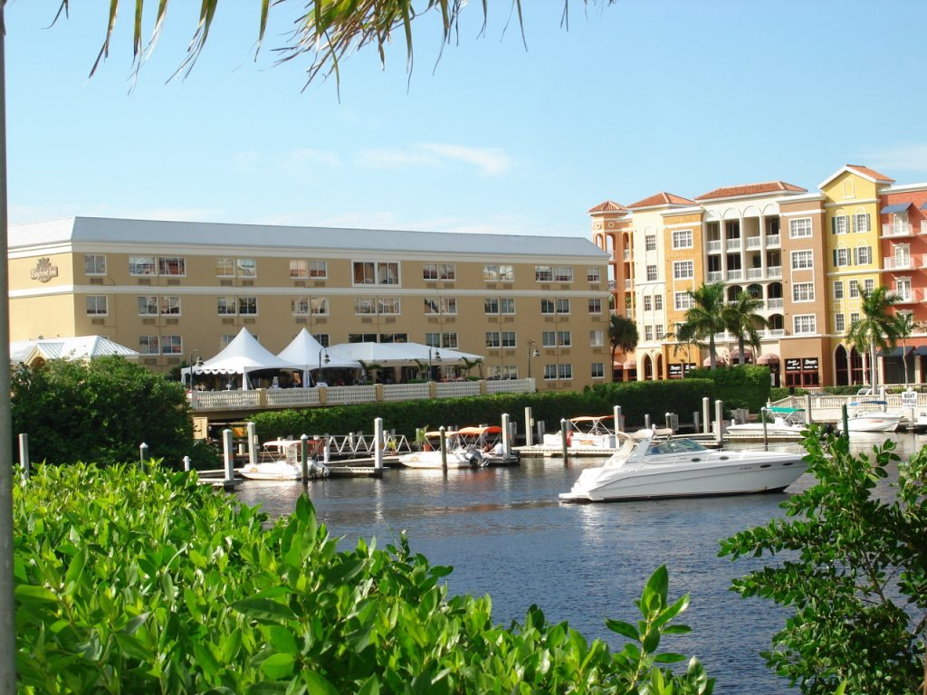 Bayfront Inn 5th Ave Wedding Venues In Naples Fl