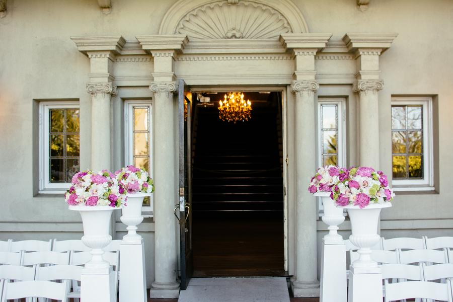 Gorgeous wedding venue: Hycroft Mansion | The Celebration Society