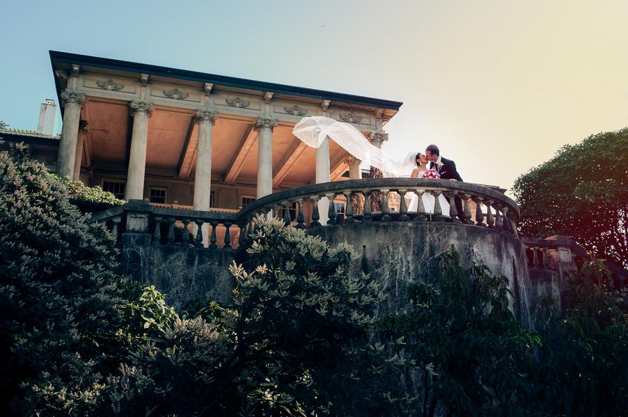 The Breathtaking Hycroft Mansion | The Celebration Society