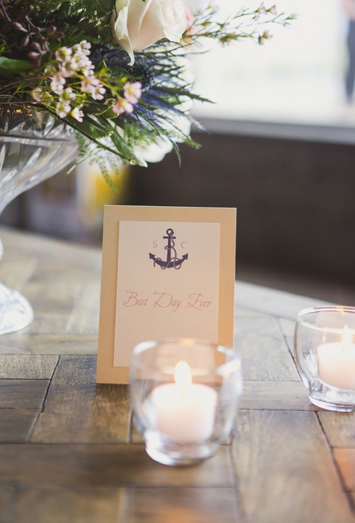 Nautical Wedding on Amelia Island | The Celebration Society