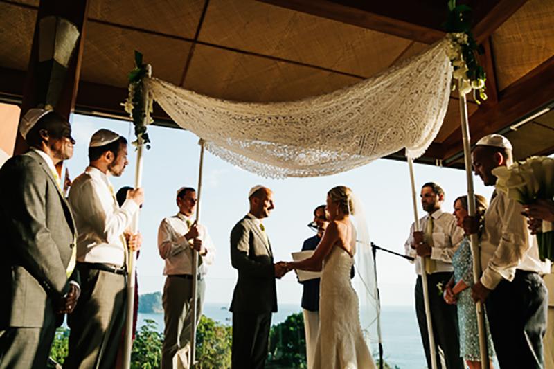 weddings costa rica - a brit and a blonde