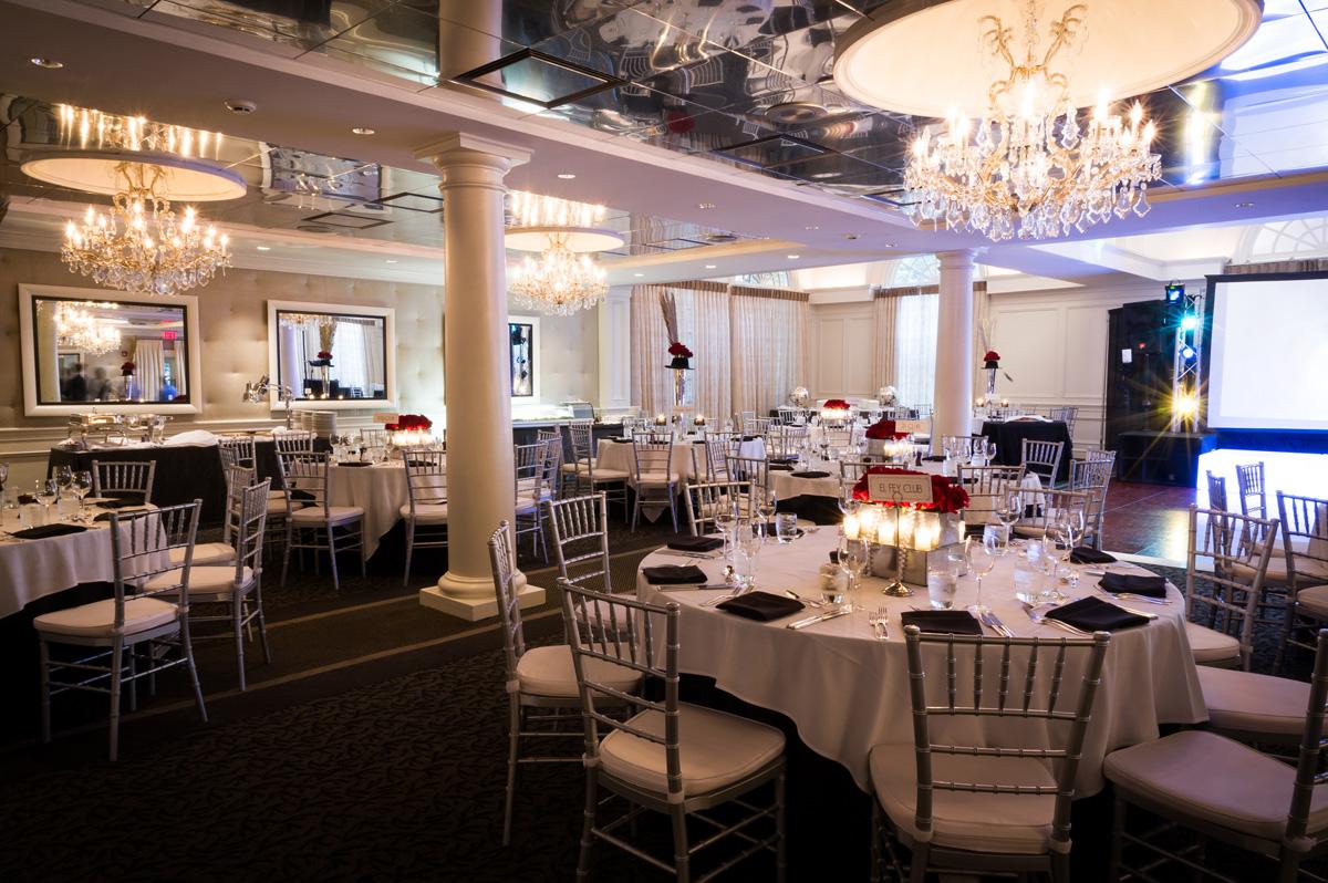 Golden Age Speakeasy Themed Bar Mitzvah At 103 West In