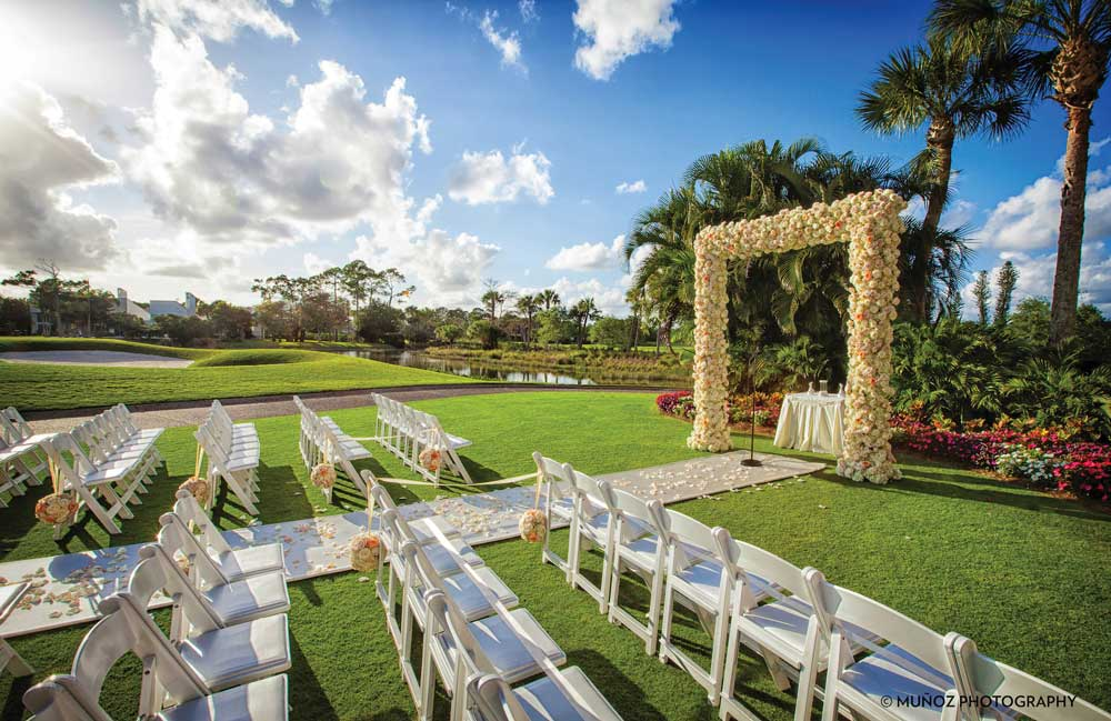 Breakers west country club wedding venue palm beach fl for Wedding venues palm beach fl