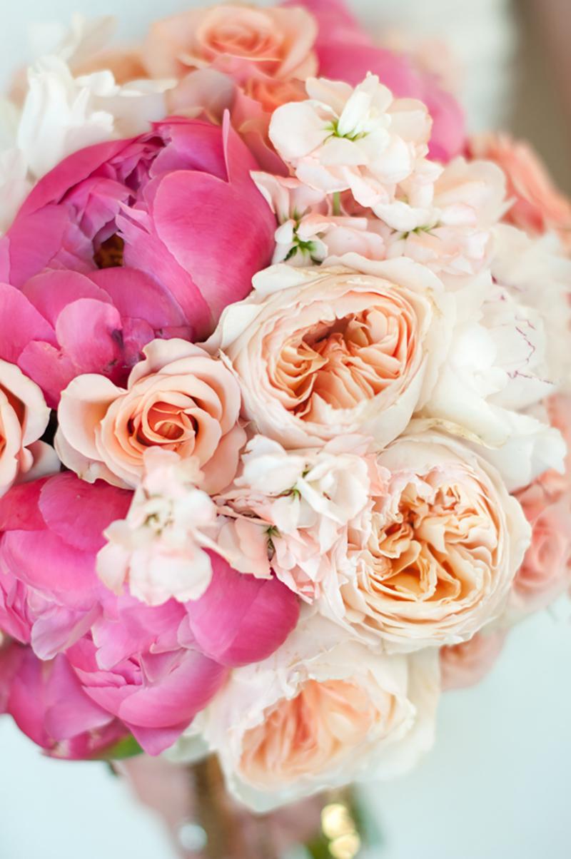 Gorgeous bouquet details