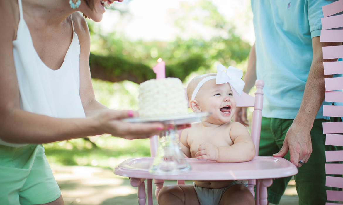 """Favorite Things"" First Birthday Party"