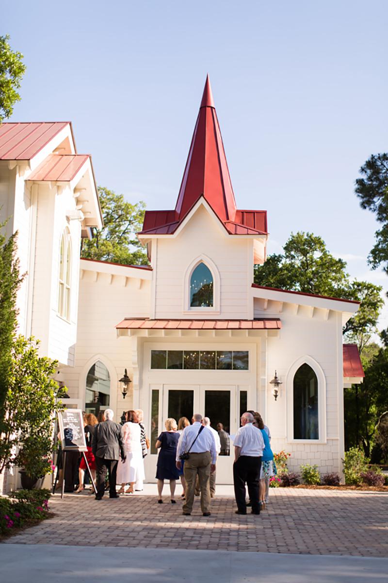 Idyllic Wedding On Tybee Island