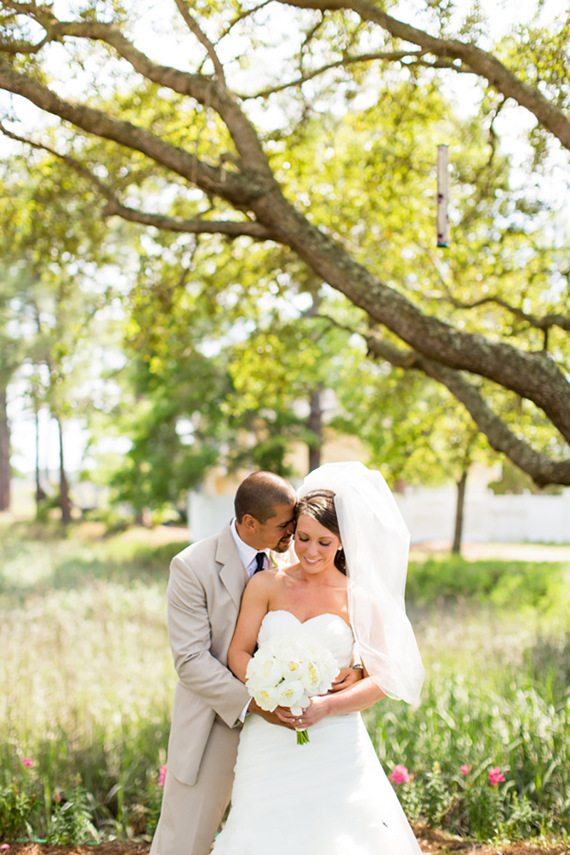 Idyllic Wedding on Tybee Island | The Celebration Society