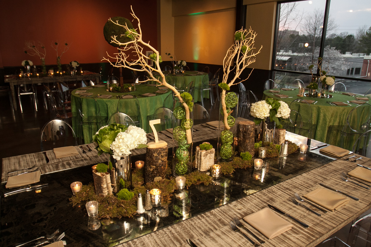 Rustic Bar Mitzvah At Sweetwater Brewing Company