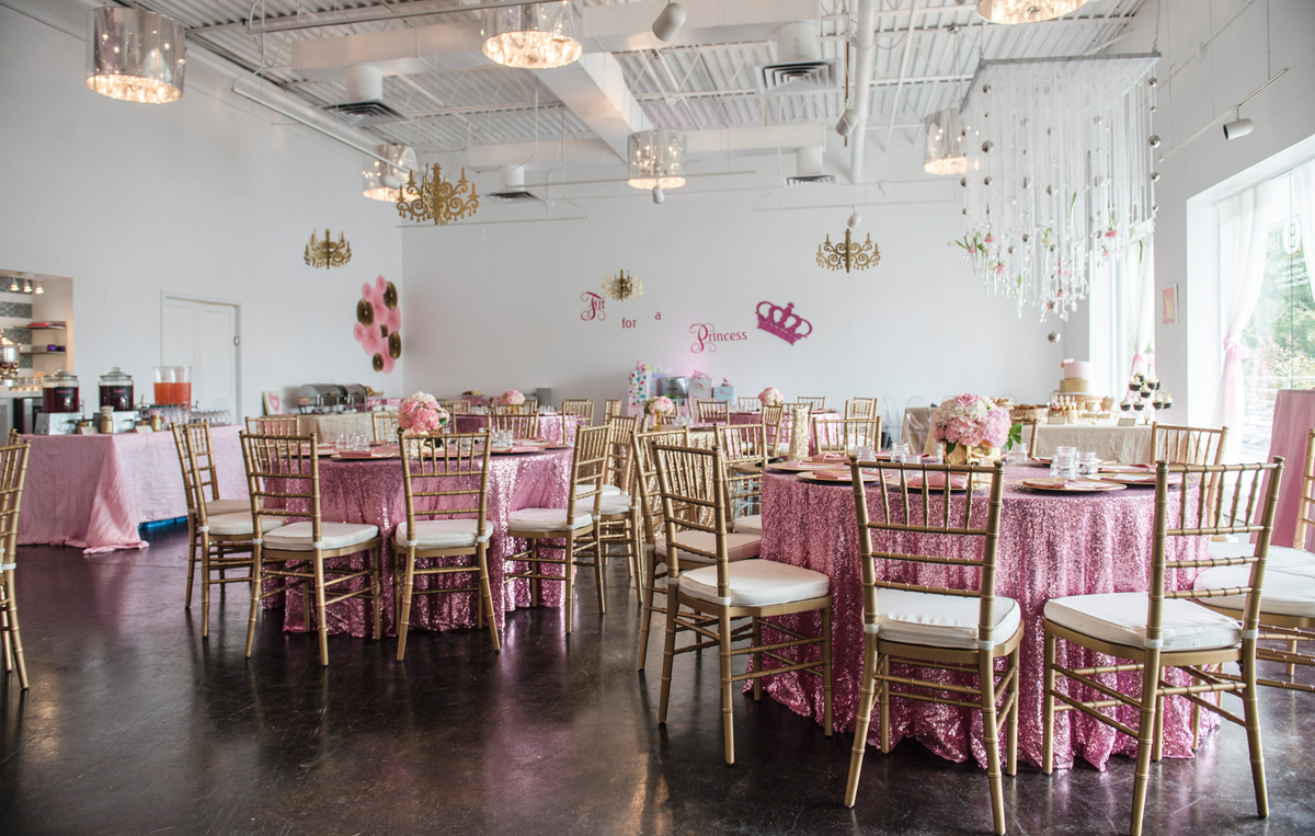 the b loft modern wedding venue in atlanta ga
