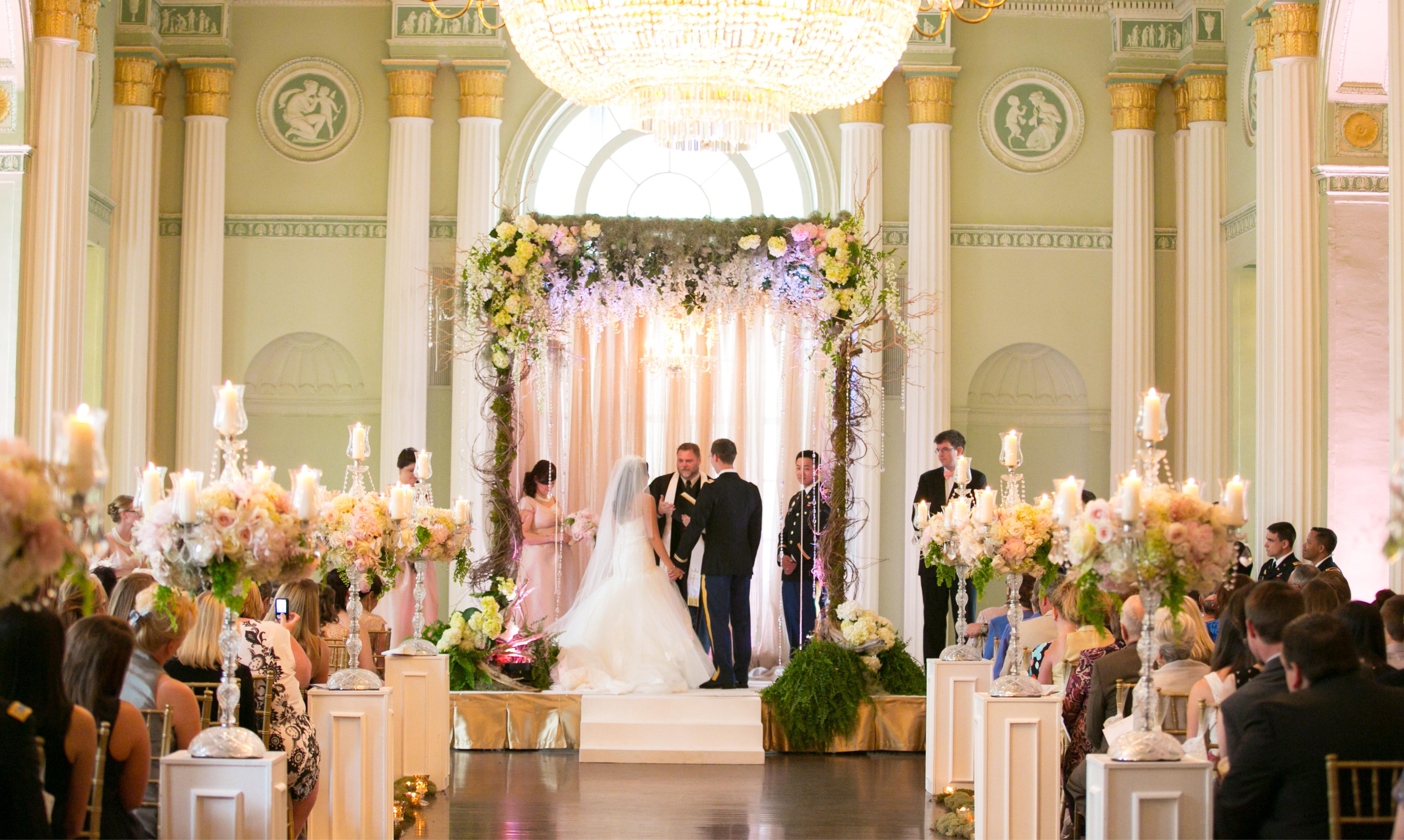 Fairytale Wedding at The Biltmore Ballrooms