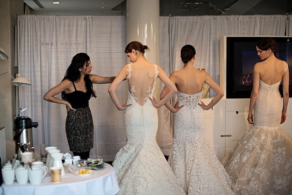 Tali Gallo of Solutions Bridal