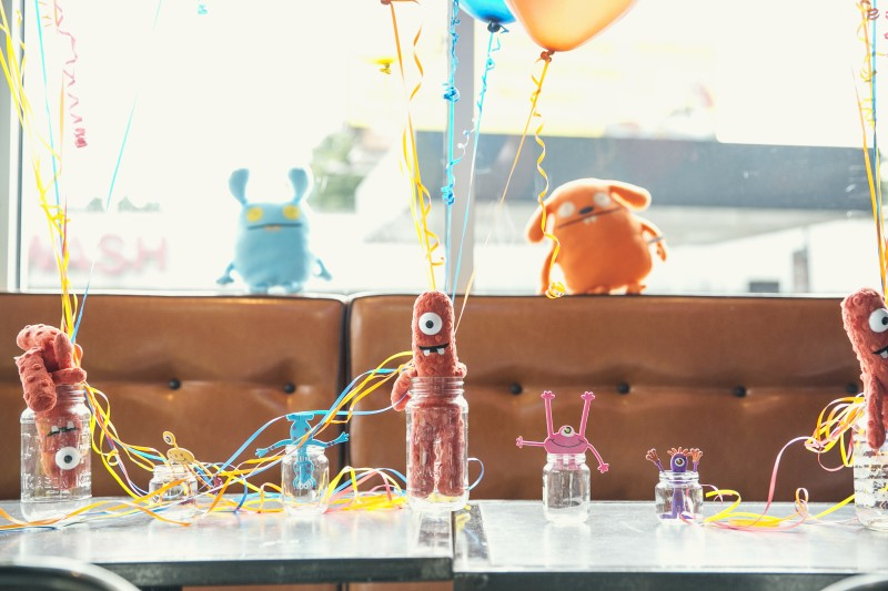 Monster 1st Birthday Party