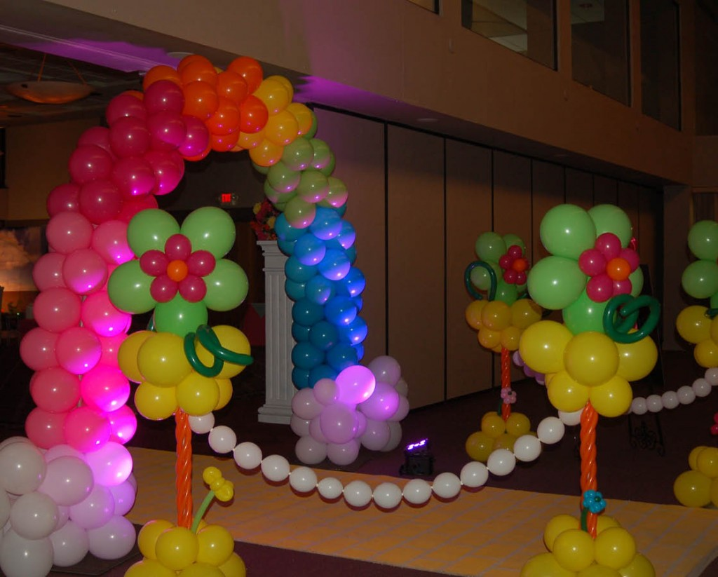 Welcome To The Balloon and Event Construction Company