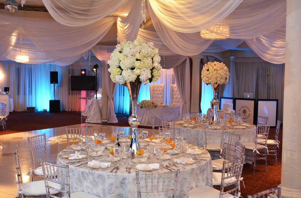 Floridian Ballrooms Wedding Venues In Pembroke Pines Fl