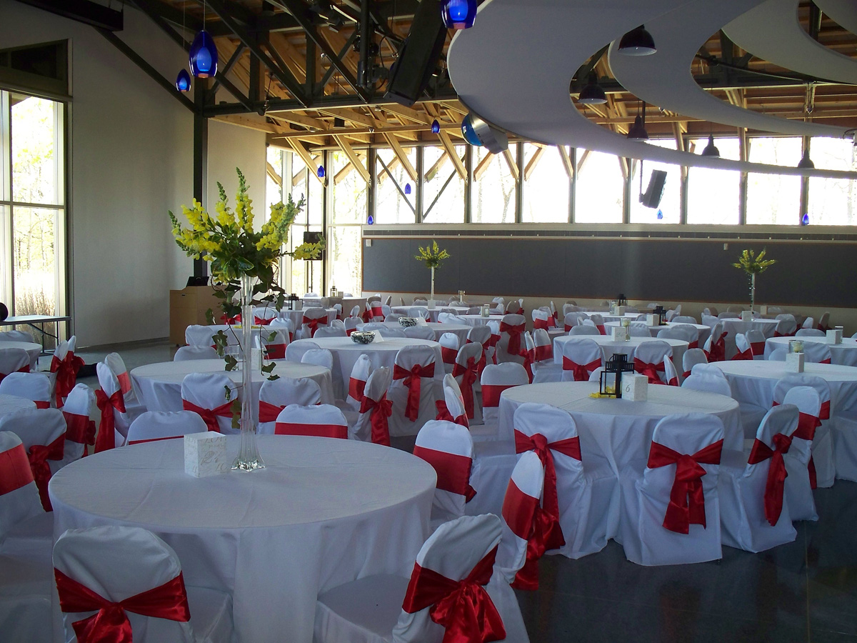 Atlanta venue bridal expo at the environmental and heritage center