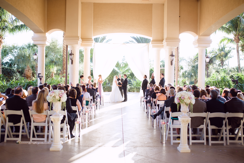 Exquisite Garden Wedding at The Club at Grandezza
