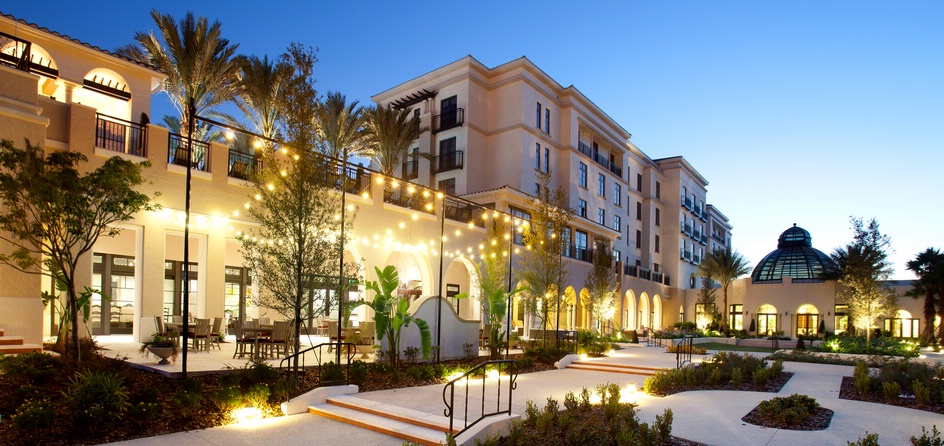 Alfond Inn Wedding Venues In Winter Park Florida The