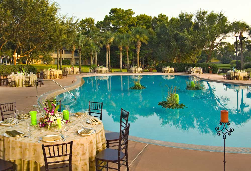 Marriott At Sawgrass Ponte Vedra Beach Jacksonville Florida