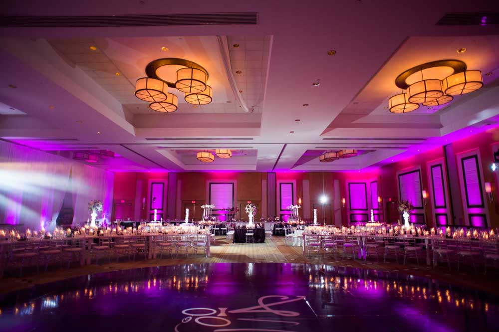 Sawgrass Marriott Wedding Venue Reception The Celebration Society