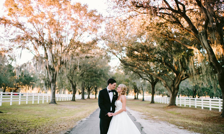 Romantic, Southern Wedding at Rocking H Ranch